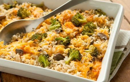 Broccoli, Chicken and rice Casserole Recipe - (4.1/5)
