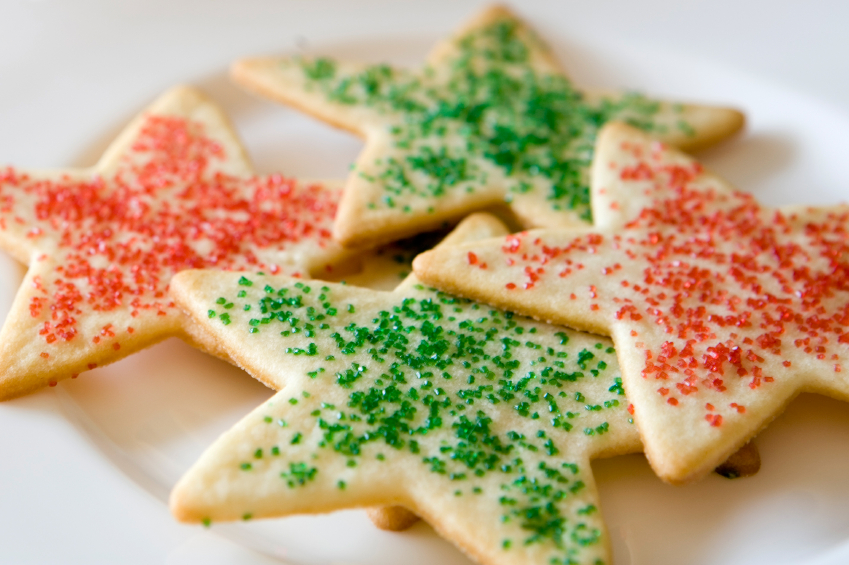 Cutout Christmas Cookies Recipe 5 5