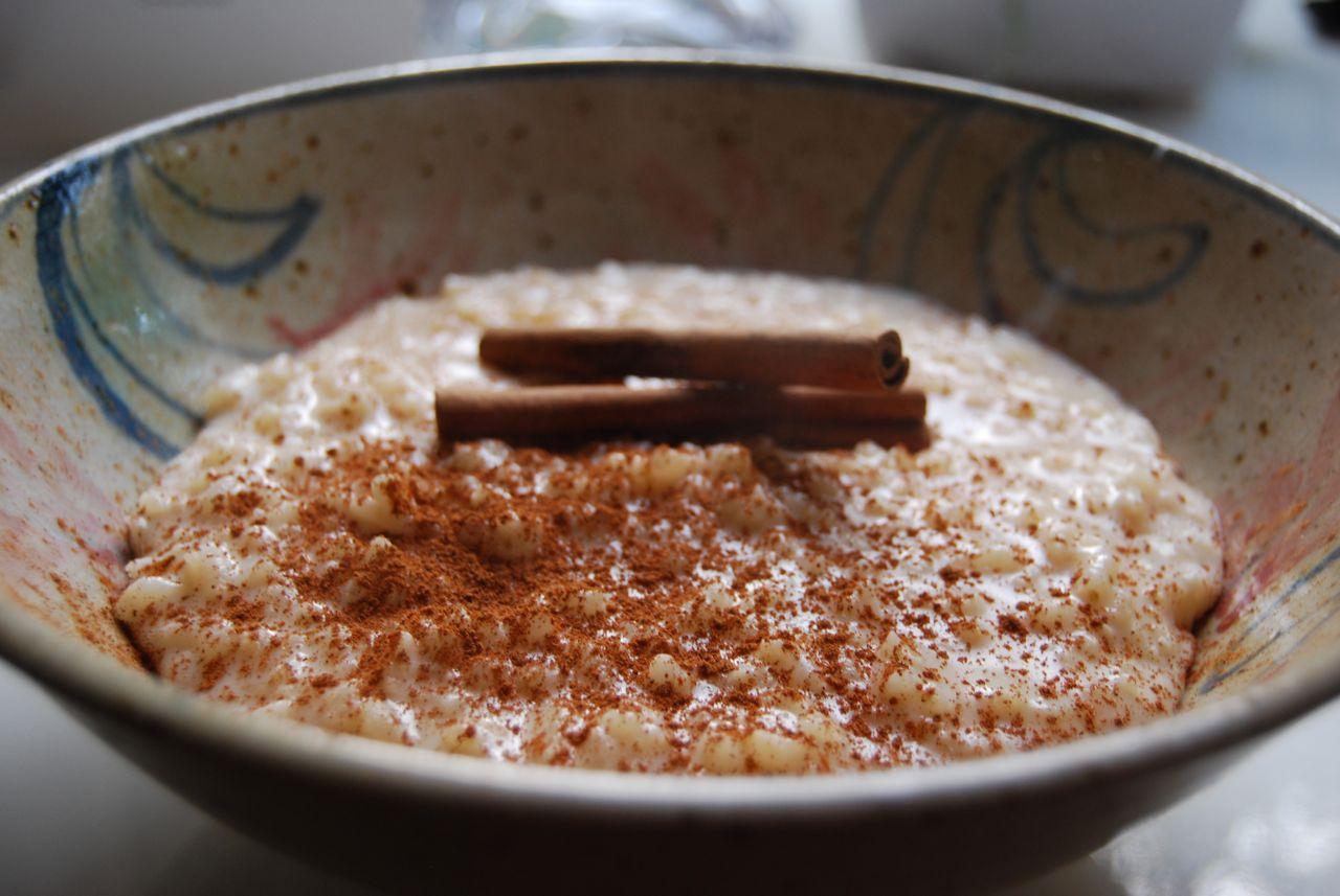 Swedish Rice Pudding Recipe 4 5