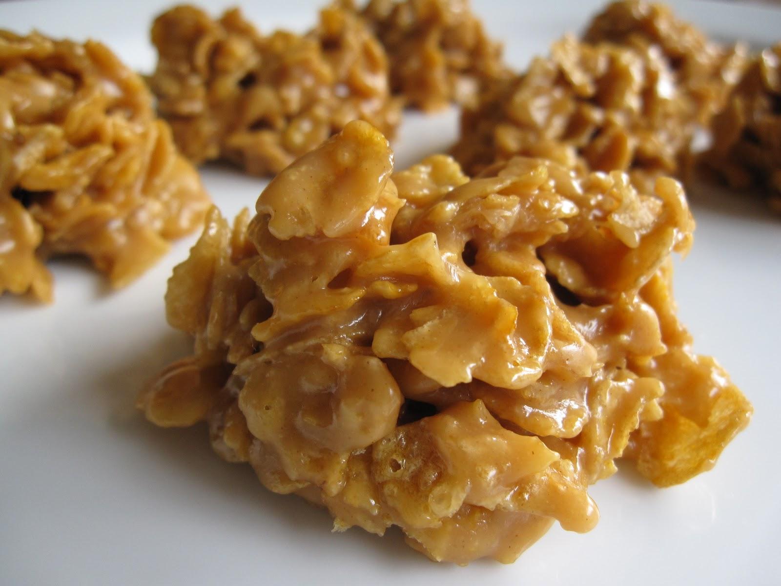 Peanut Butter Crunch Recipe - (4/5)