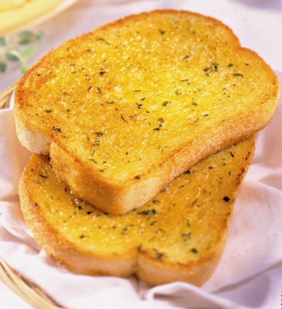 Garlic bread toast Recipe - (4.1/5)