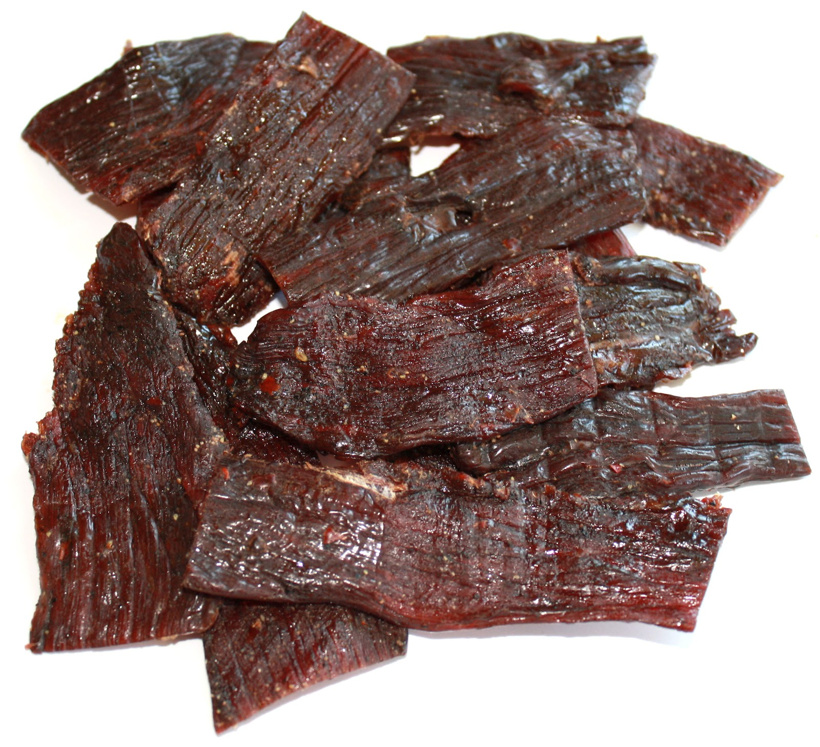 Beef Jerky Recipe — Dishmaps