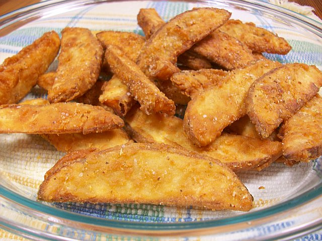 - Potato Wedges Recipe - (4.3/5)