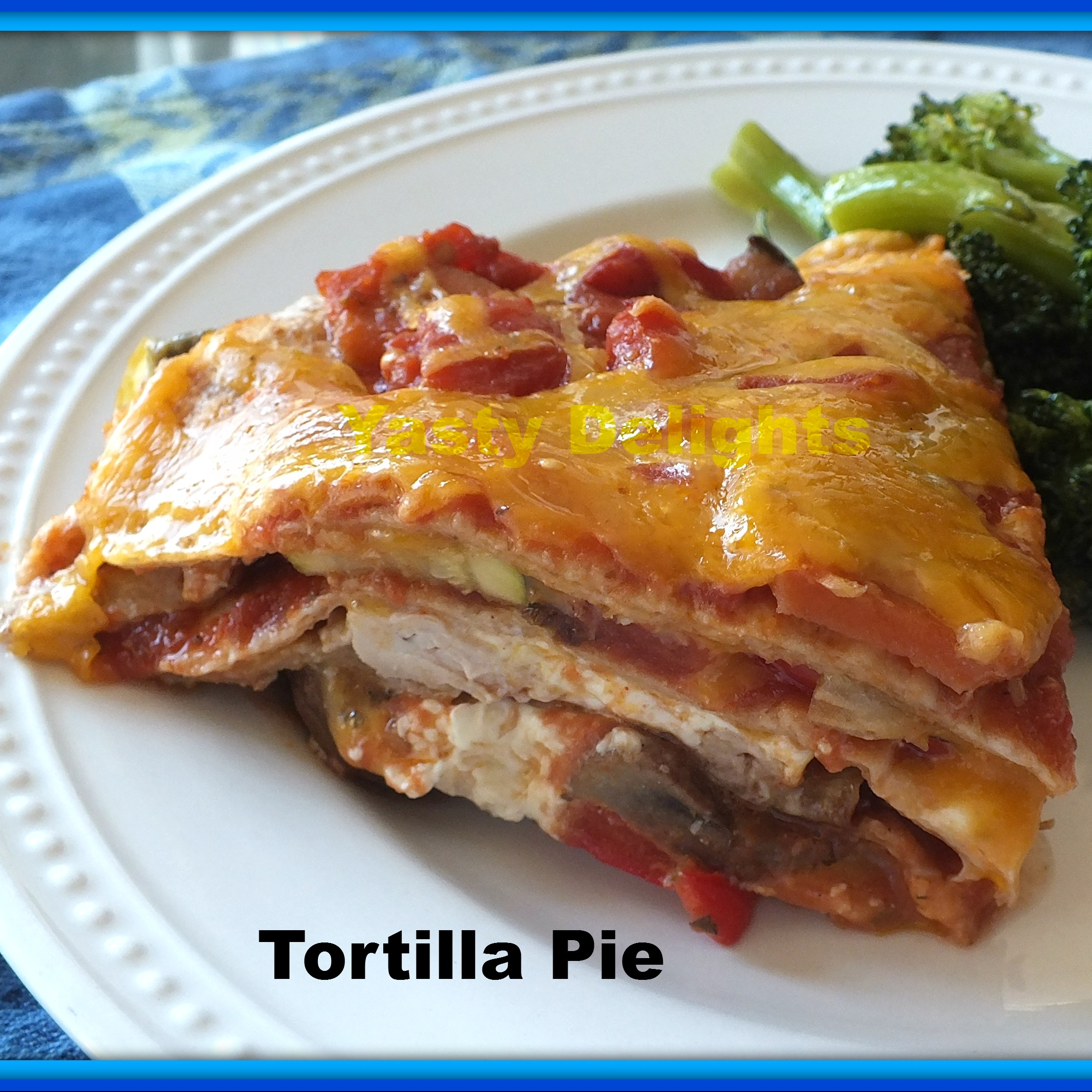 Recipe - Tortilla Pie (4.4/5)