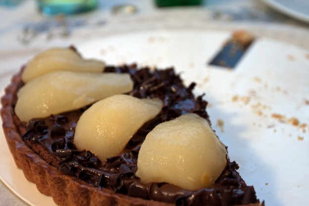 fast and fancy 10 desserts that start with a can of pears
